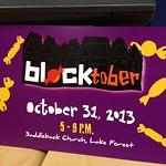 Blocktober 2013