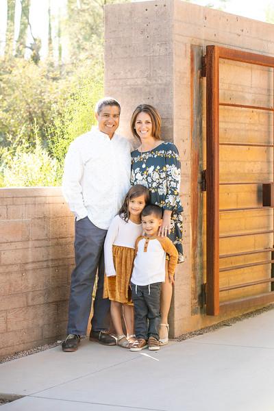 Maravilla Family Portrait