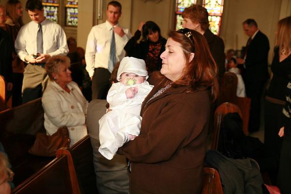71124013 - Braydens Baptism