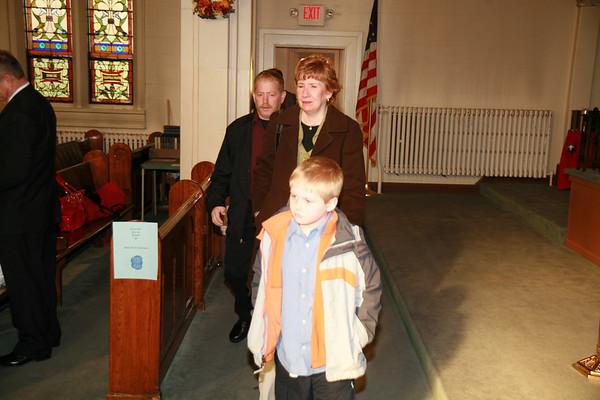 71124009 - Braydens Baptism
