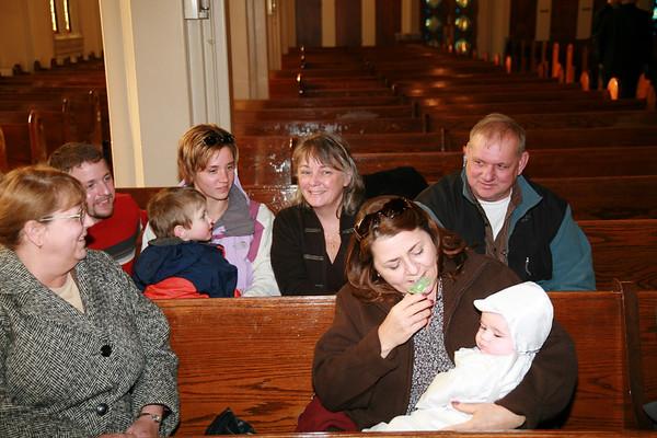 71124019 - Braydens Baptism