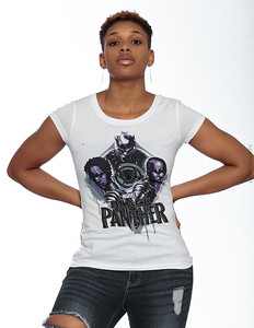 Balck Panther T-Shirt-5