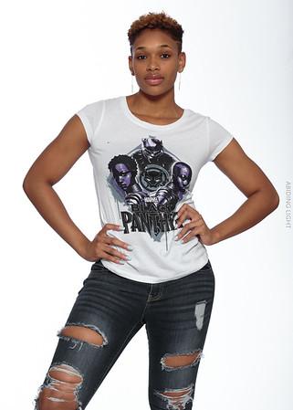 Balck Panther T-Shirt-1