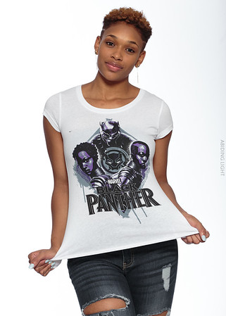 Balck Panther T-Shirt-12