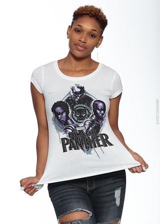 Balck Panther T-Shirt-12