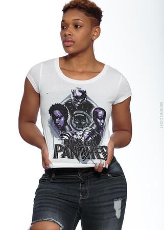 Balck Panther T-Shirt-16