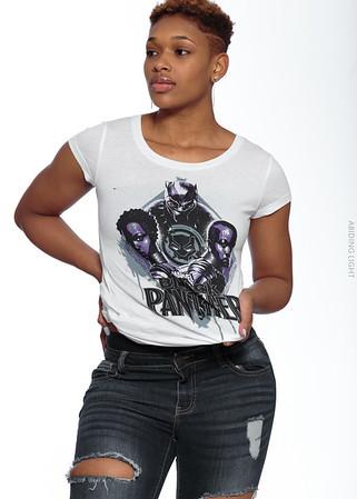 Balck Panther T-Shirt-18
