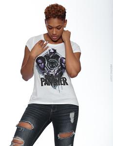 Balck Panther T-Shirt-4