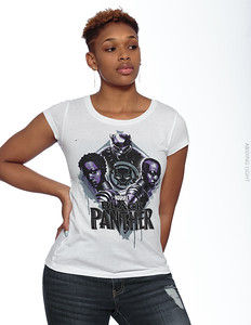 Balck Panther T-Shirt-7