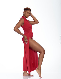 Red Dress-6
