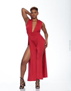 Red Dress-33