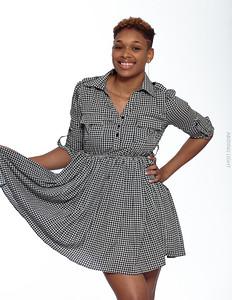 Short Gray Dress-26