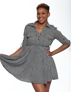 Short Gray Dress-21