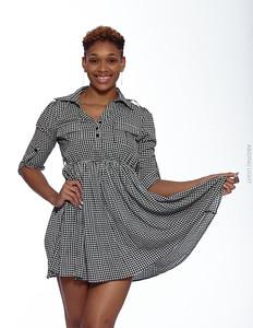 Short Gray Dress-14