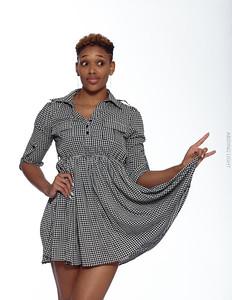 Short Gray Dress-15