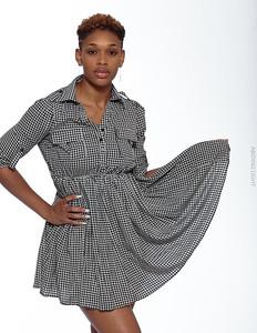 Short Gray Dress-18