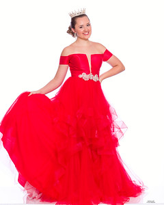 Red Gown-34