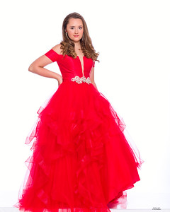 Red Gown-52
