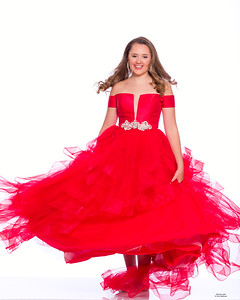 Red Gown-42