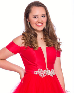 Red Gown-44
