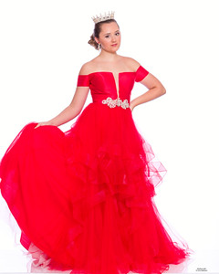 Red Gown-33