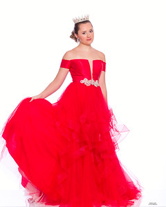 Red Gown-26