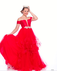 Red Gown-31