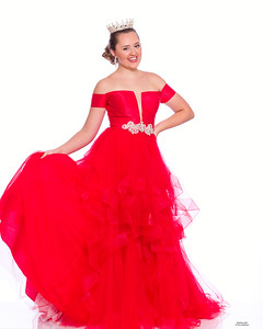 Red Gown-35