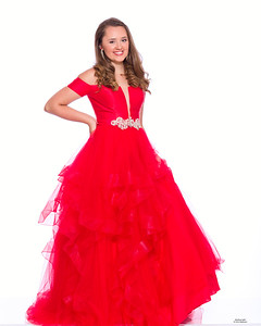 Red Gown-49