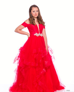Red Gown-48