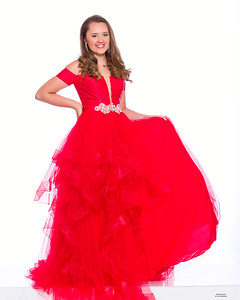 Red Gown-56