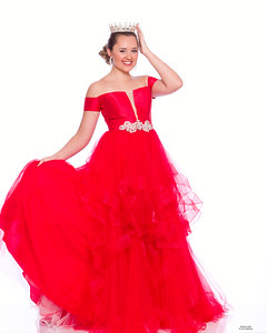 Red Gown-30