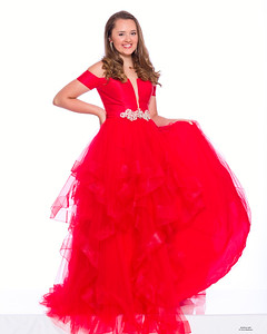 Red Gown-53
