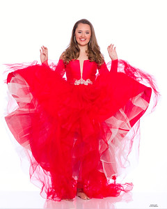 Red Gown-37