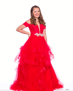 Red Gown-46