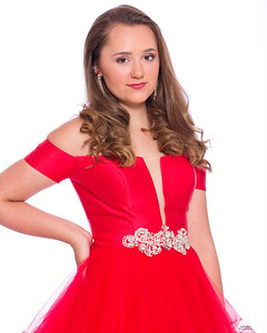 Red Gown-45
