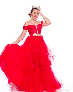 Red Gown-29