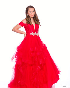 Red Gown-50