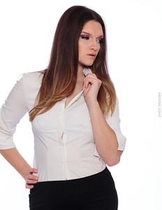 White Business Shirt-19