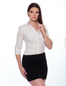 White Business Shirt-38