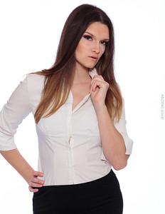 White Business Shirt-18