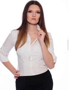 White Business Shirt-16