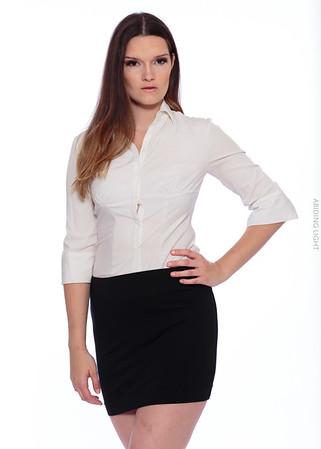 White Business Shirt-41
