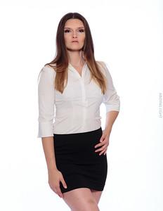 White Business Shirt-25