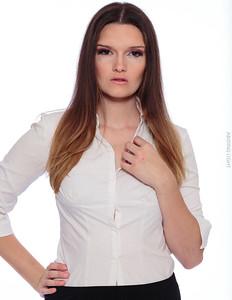 White Business Shirt-10