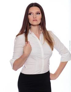 White Business Shirt-20