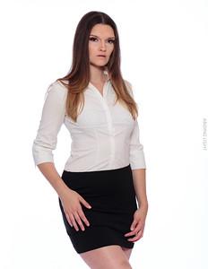 White Business Shirt-29