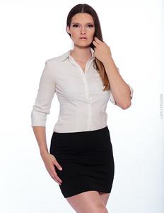 White Business Shirt-37