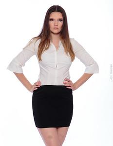 White Business Shirt-1