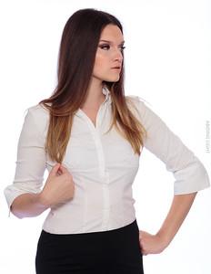 White Business Shirt-23
